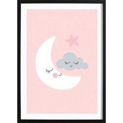 Night Night Moon (70x100cm)