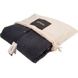 Vetsak Cover Large Cord Velours - Dark Grey