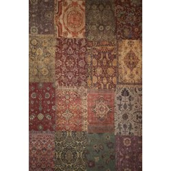 Karpi Old Persian vloerkleed kleur multi - 155 x 230 cm