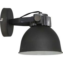 Wandlamp 27x20x22 cm RAYLEN grafiet