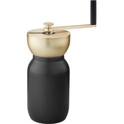 Stelton Collar Koffiemaler -Zwart/goud