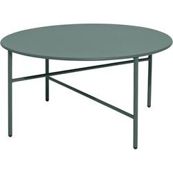 Salontafel - Mila - Rond - ø 70 cm - Groen