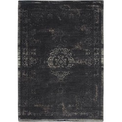 Vintage Fading World – Mineral Black 8263 Louis de Poortere - 170 x 240 cm