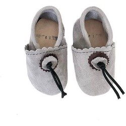 Mini babouches Grey