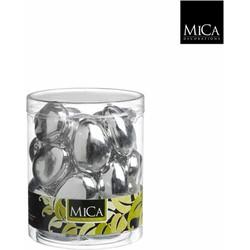 Mica Decorations deco mica zilver stone 200gr