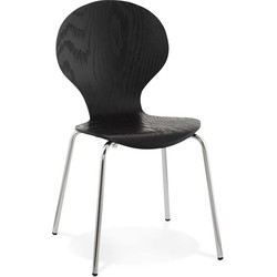 Kokoon Perry design stoel - zwart
