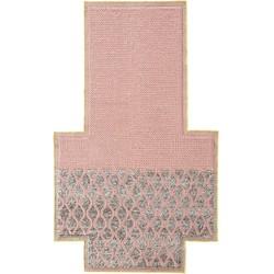 GAN rugs vloerkleed Mangas Rhombus Pink - 220 x 310 cm
