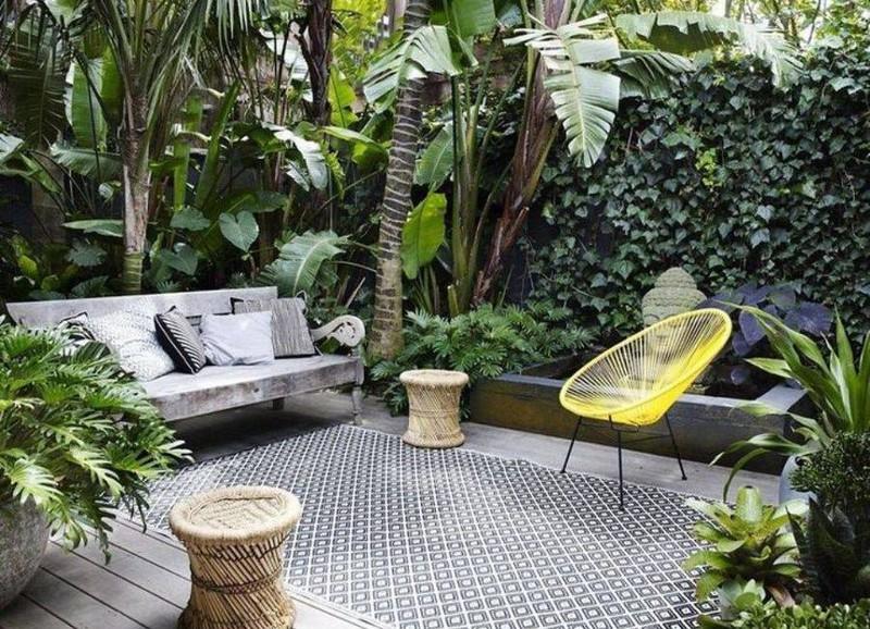 5 tips om een tropisch wellness oord van je tuin te maken