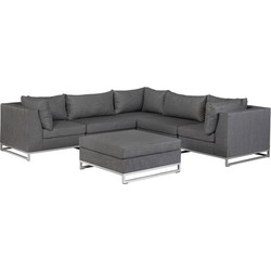 Exotan Ibiza loungeset - mixed grey