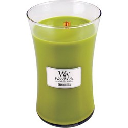 Woodwick Large Candle Tranquilitea