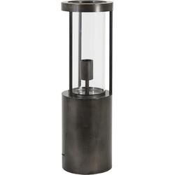 Light&Living Tafellamp Takoda Zwart M 56 x Ø17