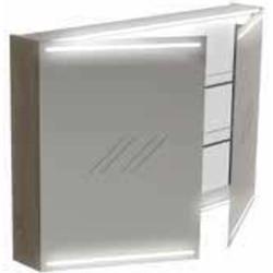 Thebalux Deluxe Spiegelkast 120x13,5x70 cm Majola