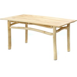 The Tulum Dining Table - Natural