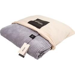 Vetsak Cover Large Cord Velours - Light Grey