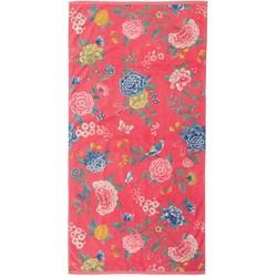 Pip Studio Handdoek Good Evening Coral-55 x 100 cm