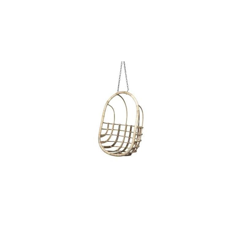Hangstoel rotan - Broste Copenhagen - Egg chair -