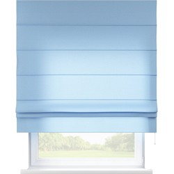 Vouwgordijn Padva blauw