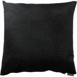 Sierkussen Esta kleur Black - 45x45cm