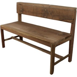 Big Bench - teak