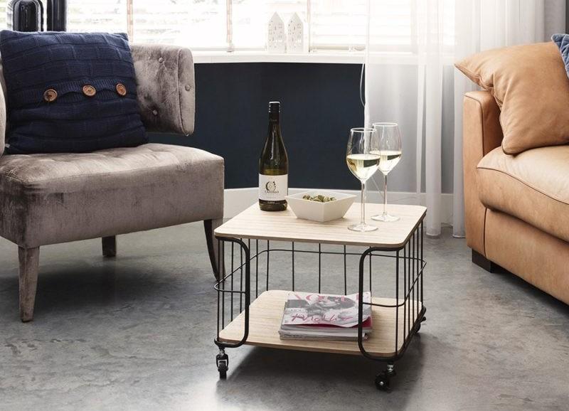 Trolley In Huis : Must have trolley en salontafel in één alles om van je huis je