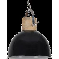 Hanglamp Fabriano Diameter 40 cm Glans Zwart