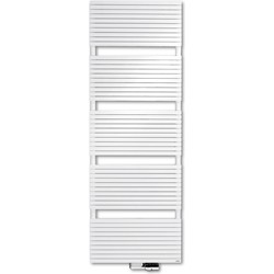 Vasco Carre Bad designradiator as=1188 138x60cm 1089W Verkeerswit