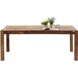 Kare Design - Authentico Eettafel - 160x80x75 - Sheesham Hout