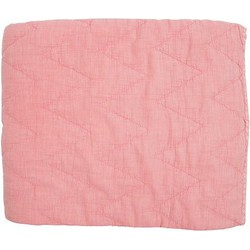 Plaid Patty Summer Pink - Mrs Bloom 130x170cm quilted cotton