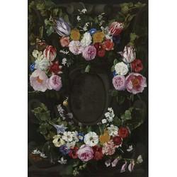 JOKJOR Tapit Vloerkleed - Wild Flowers 95x150