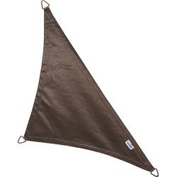 Nesling Coolfit schaduwdoek driehoek 90° - 4.0x4.0x5.7m - Antraciet