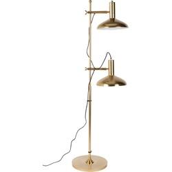 Dutchbone Vloerlamp Karisch Brass 163 x 69 x 36