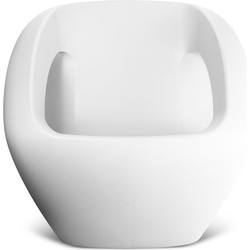Lonc - Seaser Lounge Chair - White