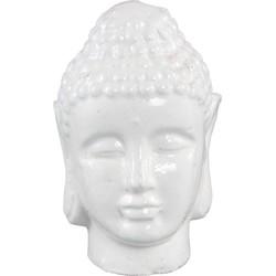 Budhi White - 12.0 x 11.0 x 18.0 cm