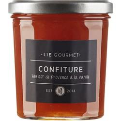 Lie Gourmet Jam abrikoos vanille