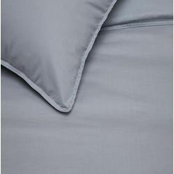 Beddinghouse Dekbedovertrek Basic Grey-240x200/220