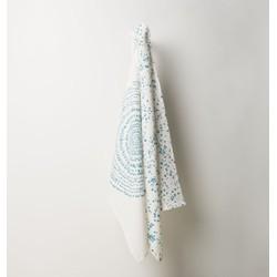 Tea Towel Print Kuba Art