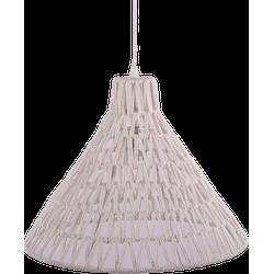 Hanglamp Lauri 40 cm wit