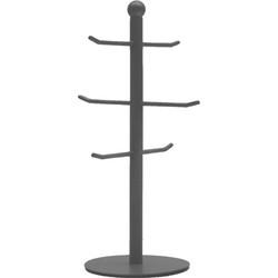 LABEL51 - Beker Toren 13x13x33 cm - Modern - Grijs