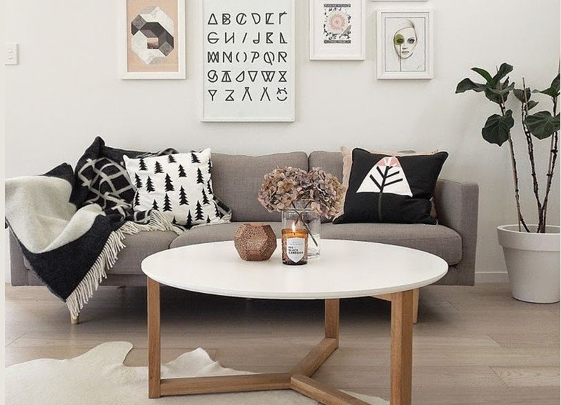 Salontafel Scandinavisch Design : Shop the look scandinavische salontafel alles om van je huis je