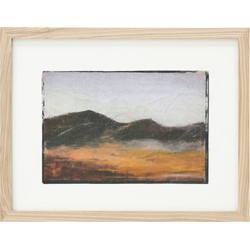 HKliving Canvas Print Mountains S 35 x 27 x 1,5