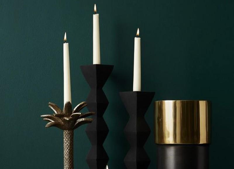 Licht Roze Kaarsen : Tips om je kaarsen te stylen alles om van je huis je thuis te