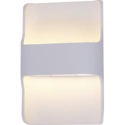 Wandlamp LED Dallas Wit IP54