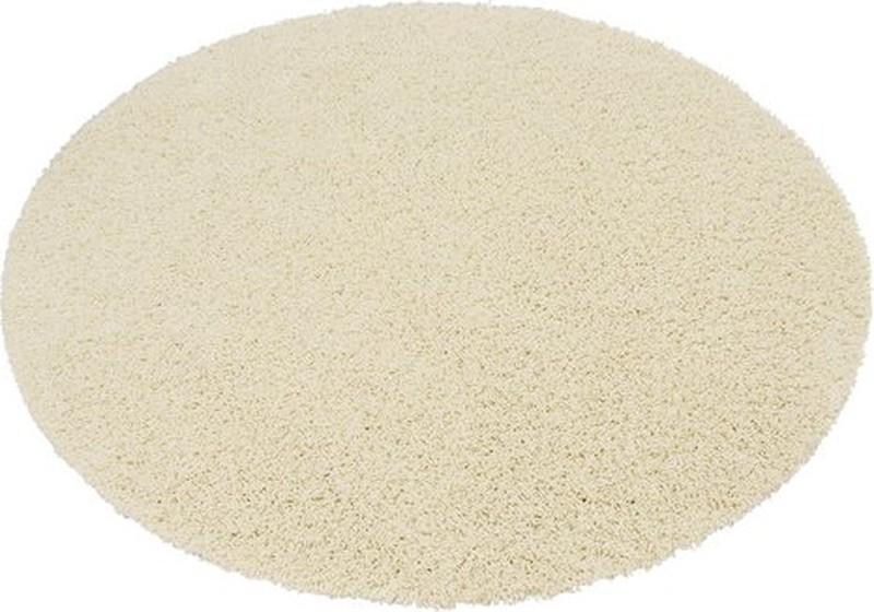 Hochflor-Teppich rund, Bruno Banani, »Shaggy 50«, Höhe 50 mm, maschinell getuftet -
