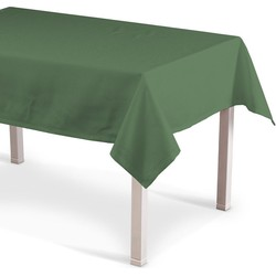 Rechthoekig tafelkleed groen