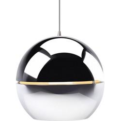 Zuiver Hanglamp Retro 70 - Chroom 40 Cm