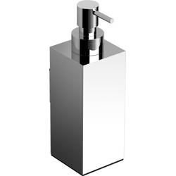 Clou Quadria Zeepdispenser wandmodel Chroom