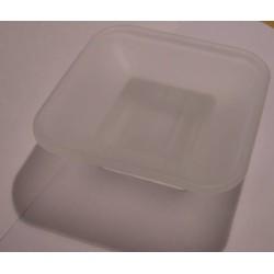 Saqu Glashouder met glas 6x8,6x9,5 cm Chroom