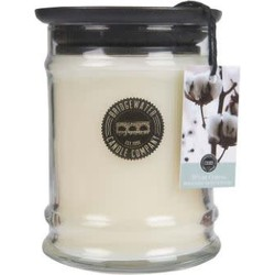 Bridgewater Jar small White Cotton