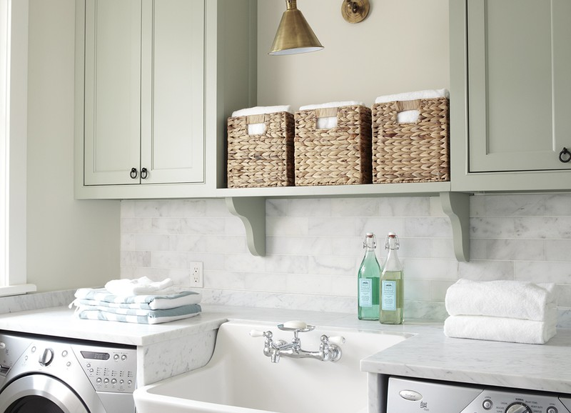 Wash-O-Matic: Laundry Rooms