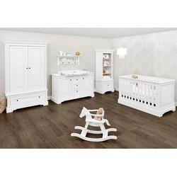 Pinolino Babyzimmer Set Kinderzimmer Emilia extrabreit (3-tlg)